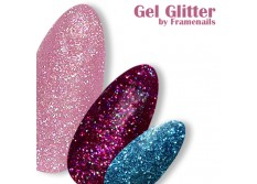 Gel Glitter Color