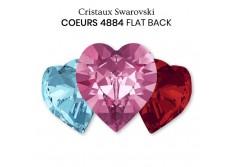 Coeurs Swarovski 4884