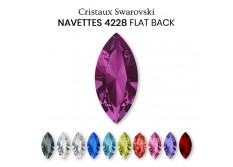 Navettes Swarovski 4228