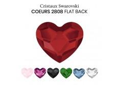 Coeurs Swarovski 2808