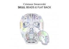 Skull Beads Swarovski