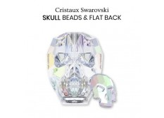 Skull Swarovski
