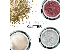 Gels Play Glitter Color