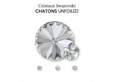 Cristaux Unfoiled Swarovski