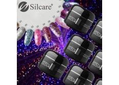 Gel Diamond Glitter Silcare