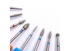 Fraises Préparation et Manucure