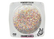 Powder Color Big Glitter