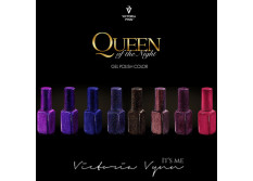 Gel Polish Collection Queen Of The Night