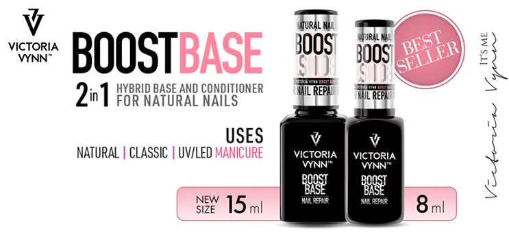 Boostbase 15ml par VICTORIA VYNN