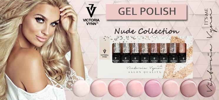 Coffret Gel Polish Nude Collection Victoria Vynn