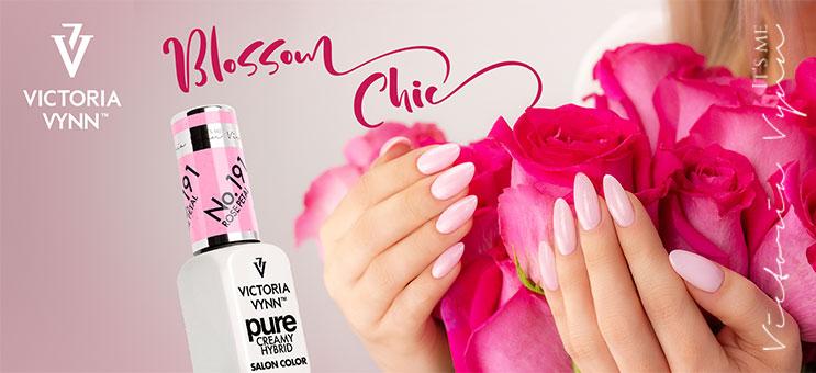 Collection Pure Creamy Blossom Chic Victoria Vynn