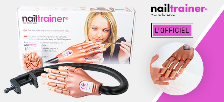 Nail Trainer - L'officiel
