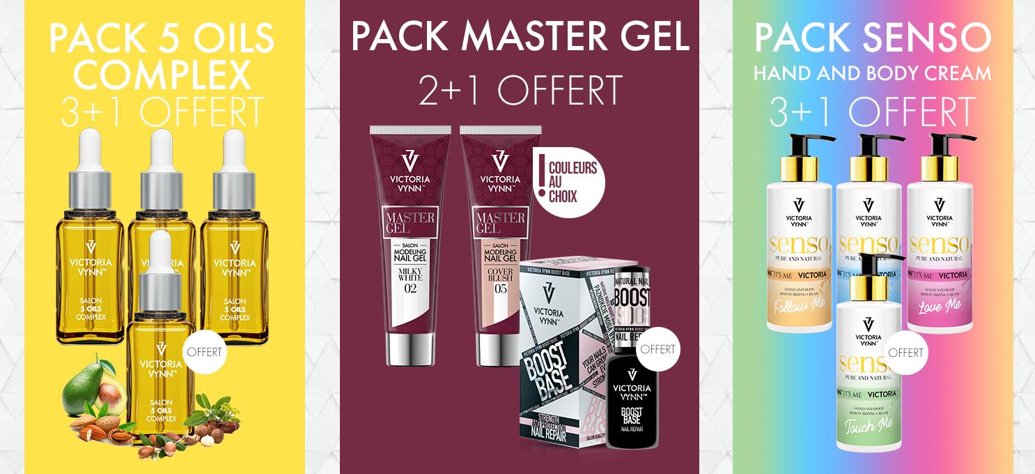 Packs Promos Victoria Vynn