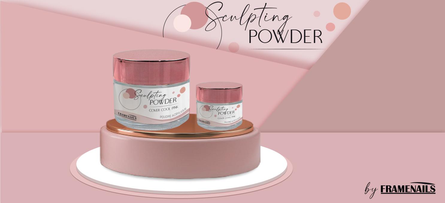 Sculpting Powder - Résine Acrylique