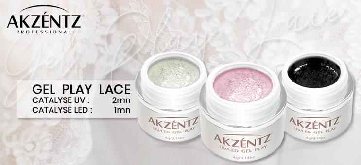 Gel Play Lace Akzentz