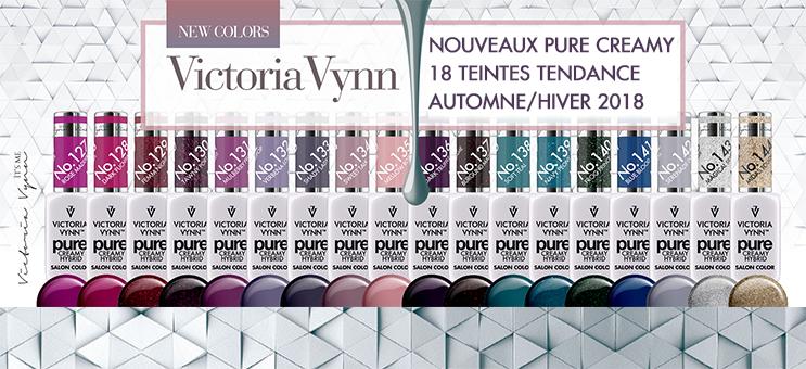 Nouveaux Pure Creamy Victoria Vynn