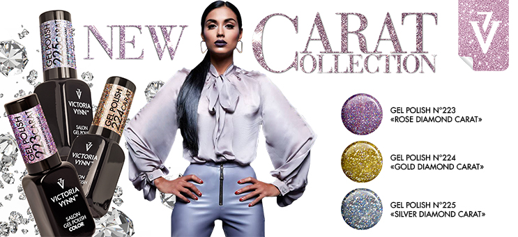 NEW ! Carat Collection Victoria Vynn