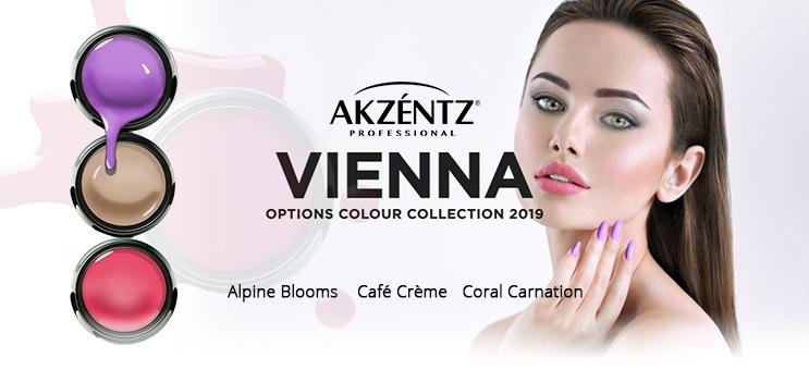 Akzentz Options Colors 2019