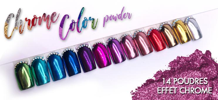 Chrome Powder Color