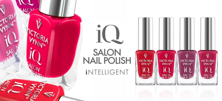 Nouveauté ! iQ Salon Nail Polish ! Vernis Vegan !